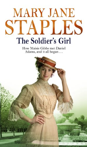 The Soldier's Girl By Mary Jane Staples