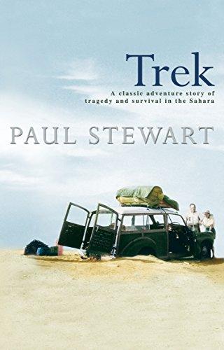 Trek By Paul Stewart