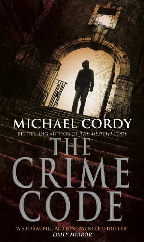 The Crime Code by Michael Cordy