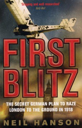 First Blitz By Neil Hanson