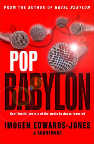 Pop Babylon By Imogen Edwards-Jones