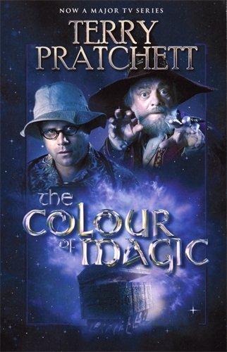 The Colour Of Magic By T Pratchett