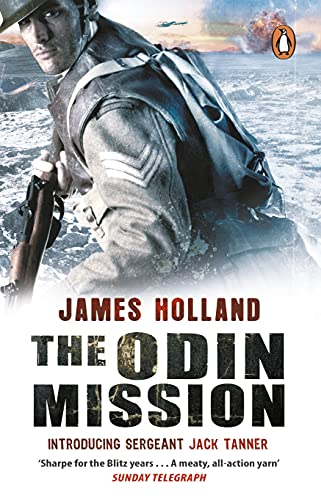 The Odin Mission By James Holland