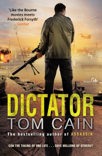 Dictator by Tom Cain