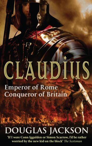 Claudius: Historical Fiction (Roman Trilogy 2) By Douglas Jackson