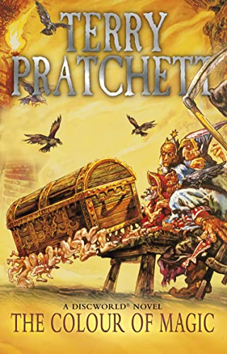 The Colour Of Magic: (Discworld Novel 1) (Discworld Novels) By Terry Pratchett