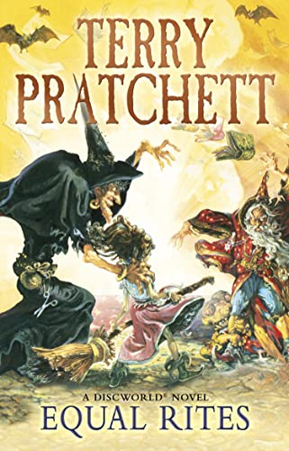 Equal Rites: (Discworld Novel 3) (Discworld Novels) By Terry Pratchett