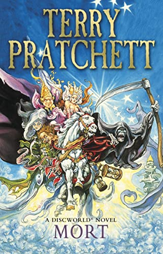 Mort: (Discworld Novel 4) (Discworld Novels) By Introduction by Neil Gaiman