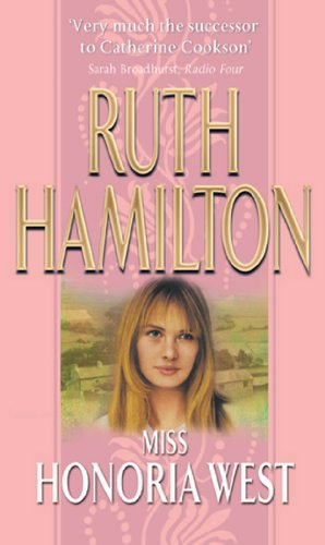 Miss Honoria West By Ruth Hamilton Used Good