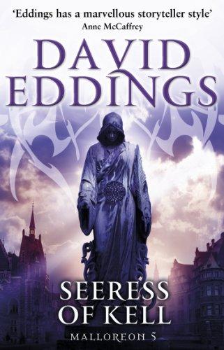 Seeress Of Kell By David Eddings