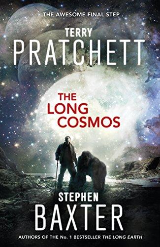 The Long Cosmos by Terry Pratchett