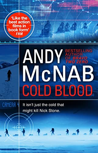 Cold Blood By Andy McNab