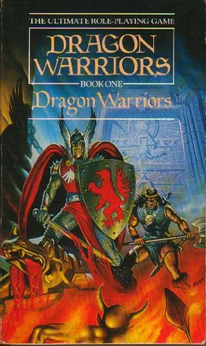 Dragon Warriors By Dave Morris