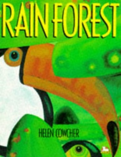 Rain Forest (Picture Corgi) by Helen Cowcher