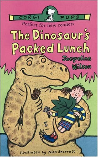 The Dinosaur's Packed Lunch By Jacqueline Wilson