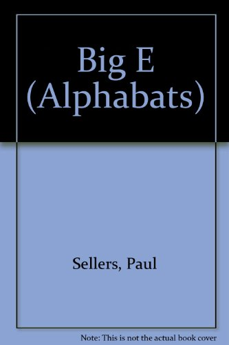 Big E (Alphabats) by Paul Sellers