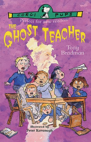 The Ghost Teacher By Tony Bradman