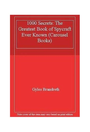 1000 Secrets By Edited by Gyles Brandreth