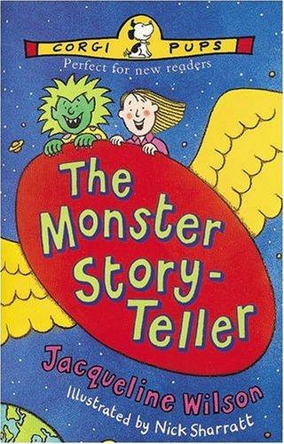 The Monster Story-teller By Jacqueline Wilson