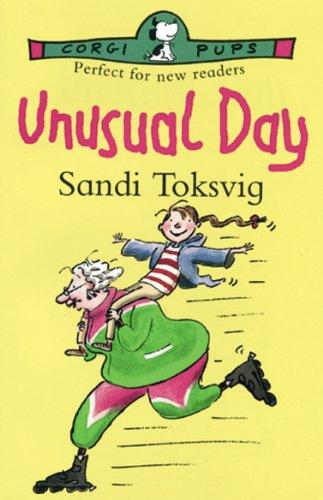 Unusual Day By Sandi Toksvig