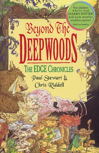 Beyond the Deepwoods by Paul Stewart