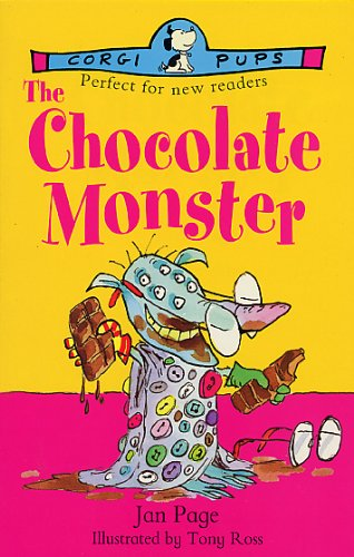 The Chocolate Monster By Jan Page