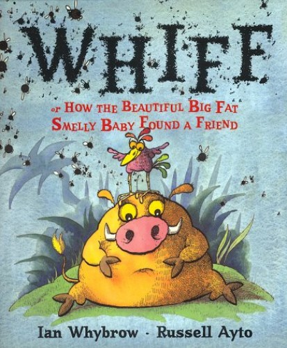 Whiff (Picture corgi books) By Ian Whybrow