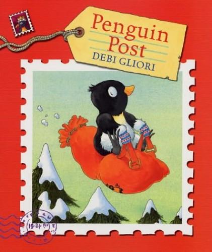 Penguin Post By Debi Gliori