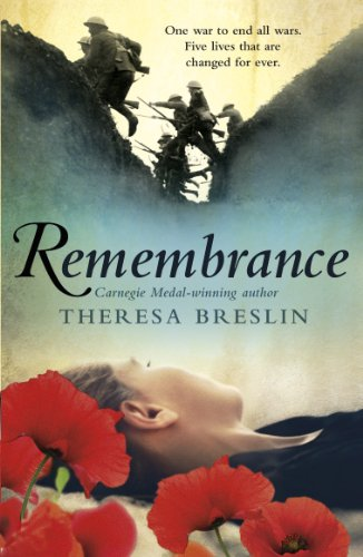 Remembrance By Theresa Breslin