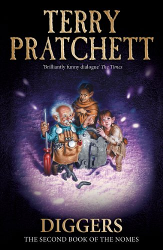 Diggers: The Second Book of the Nomes by Terry Pratchett