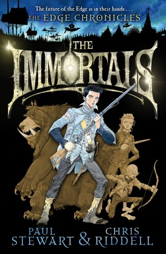 Edge Chronicles 10: The Immortals: The Book of Nate by Chris Riddell