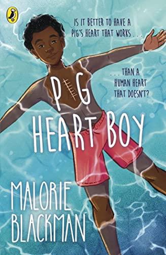 Pig-Heart Boy von Malorie Blackman