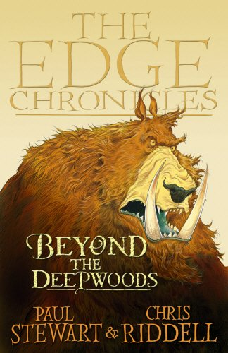 The Edge Chronicles 4: Beyond the Deepwoods: First Book of Twig by Chris Riddell