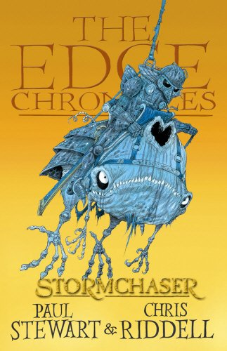 The Edge Chronicles 5: Stormchaser: Second Book of Twig by Chris Riddell