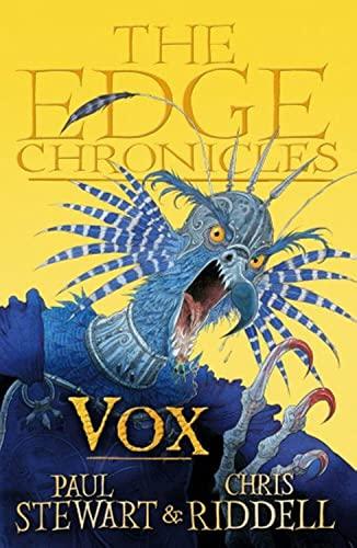 The Edge Chronicles 8: Vox By Chris Riddell