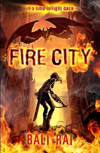 Fire City By Bali Rai
