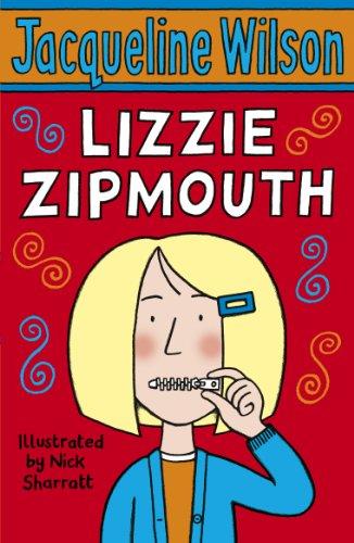 Lizzie Zipmouth By Jacqueline Wilson