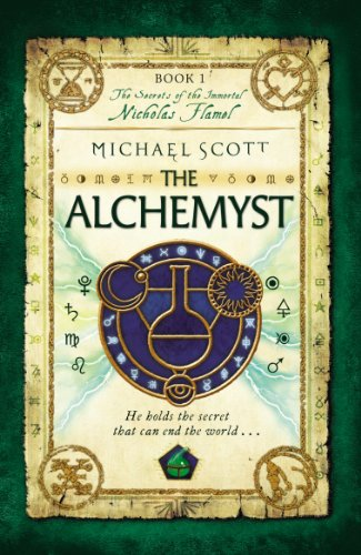 The Alchemyst: Book 1 by Michael Scott