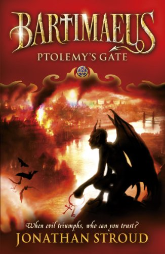 Ptolemy's Gate (The Bartimaeus Sequence) By Jonathan Stroud
