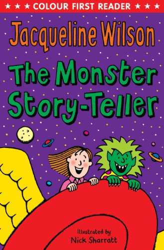 The Monster Story-Teller by Jacqueline Wilson
