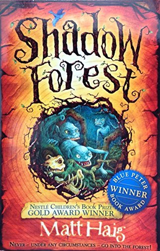 Shadow Forest: Never - under any circumstances - go into the forest!