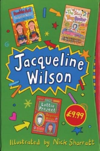 Jacqueline Wilson Slipcase By Jacqueline Wilson