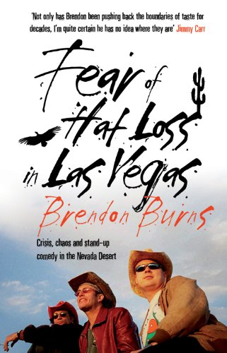 Fear of Hat Loss in Las Vegas By Brendon Burns