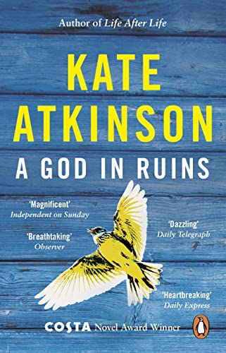 A God in Ruins: Costa Novel Award Winner 2015 By Kate Atkinson