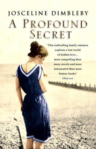 A Profound Secret: May Gaskell, Her Daughter Amy, and Edward Burne-Jones by Josceline Dimbleby