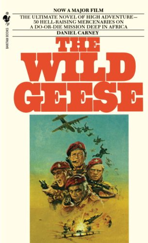 The Wild Geese By Daniel Carney
