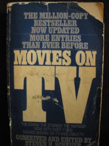 Movies on T.V. By Volume editor Steven H. Scheuer