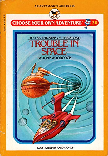 Trouble in Space By John Woodcock