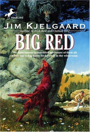 Big Red By Jim Kjelgaard