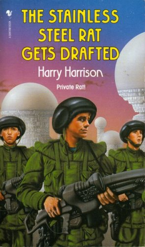 The Stainless Steel Rat Gets Drafted By Harry Harrison